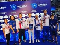 Спортивная борьба: Мария Акулинчева - бронзовая призерка первенства мира среди кадетов